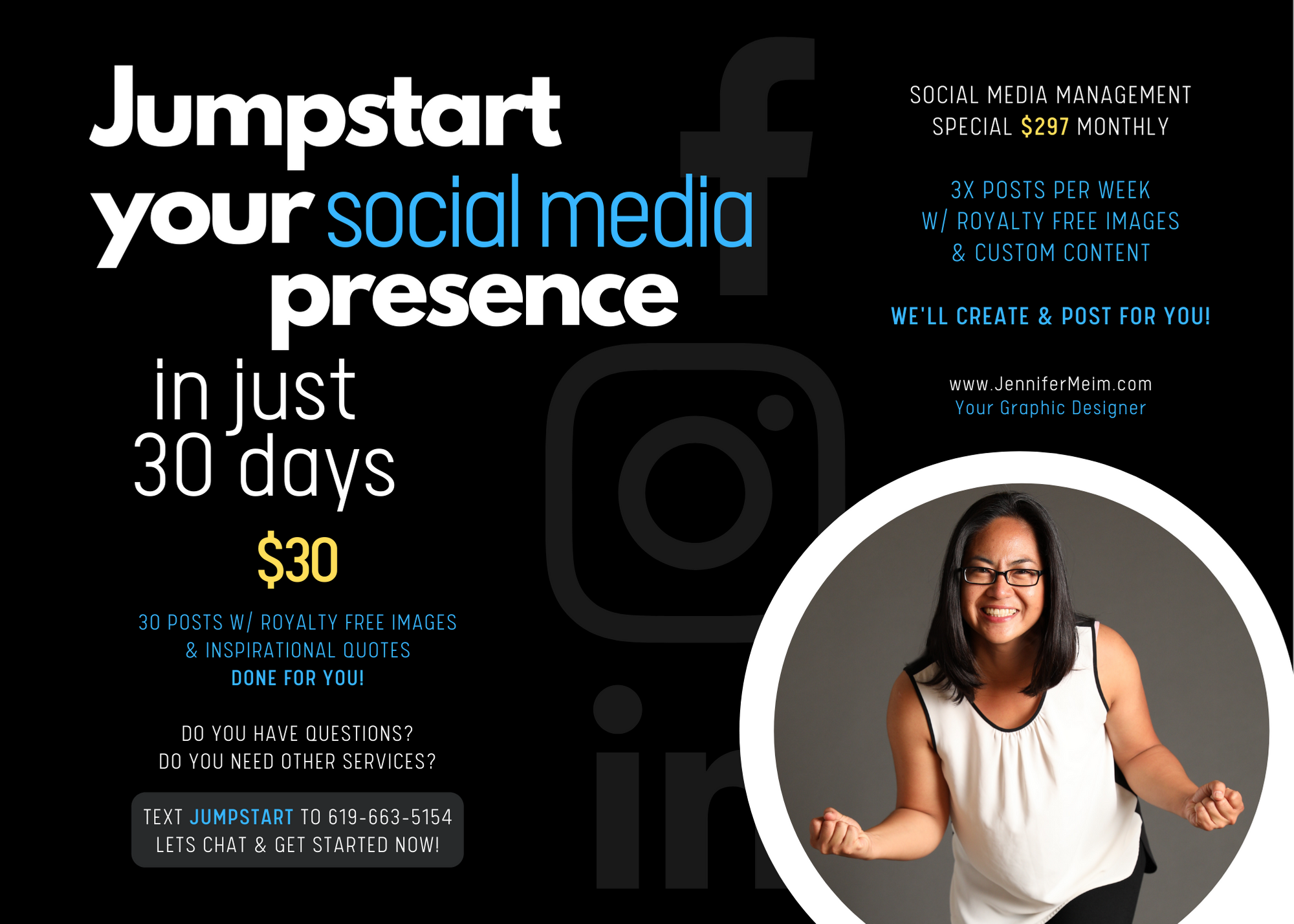Jumpstart Your Social Media